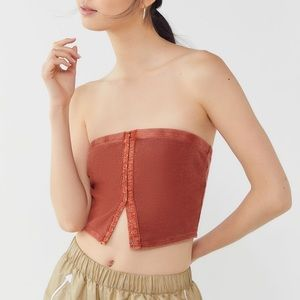 Urban Outfitters Hook-Eye Tube Top
